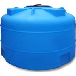 Пластиковый резервуар для хранения воды
