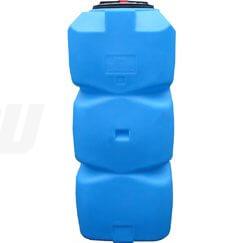Пластмассовый бак для воды на 800 л