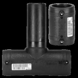 Тройник FRIALEN с патрубком и муфтой ⌀ 32 мм