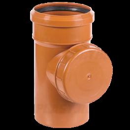 Ревизия ⌀ 160 мм для наружной канализации