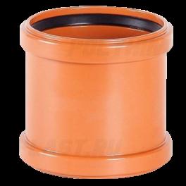 Муфта надвижная ⌀ 400 мм для наружной канализации