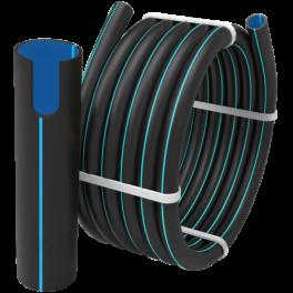 Труба ПЭ 100 SDR 17 PN10 ⌀ 32 мм
