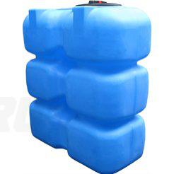 Накопительный бак для водоснабжения на 1500 л