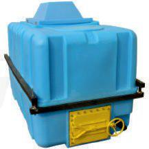 Емкость - контейнер для перевозки живой рыбы