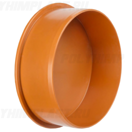 Заглушка ⌀ 315 мм для наружной канализации