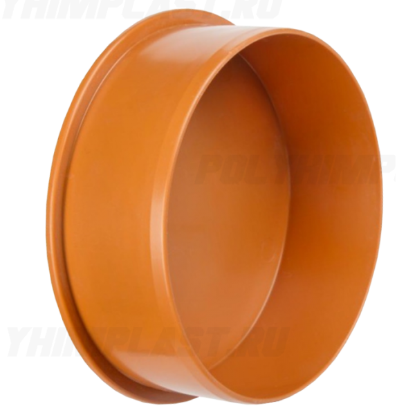 Заглушка ⌀ 500 мм для наружной канализации