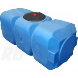 Пищевой пластиковый бак для воды на 800 л