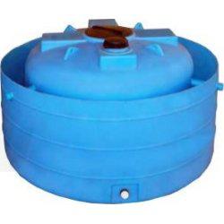 Емкость - резервуар для азотной кислоты