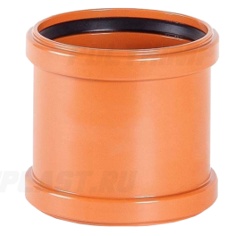 Муфта надвижная ⌀ 500 мм для наружной канализации