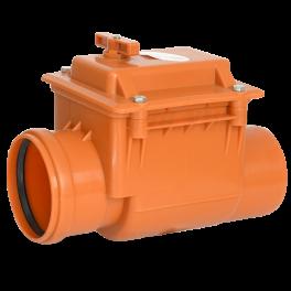 Обратный клапан ⌀ 160 мм для наружной канализации