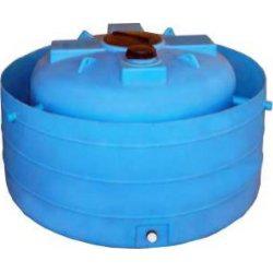 Емкость - резервуар для соляной кислоты