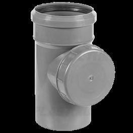 Ревизия ⌀ 50 мм для внутренней канализации