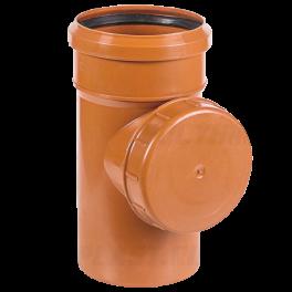 Ревизия ⌀ 200 мм для наружной канализации