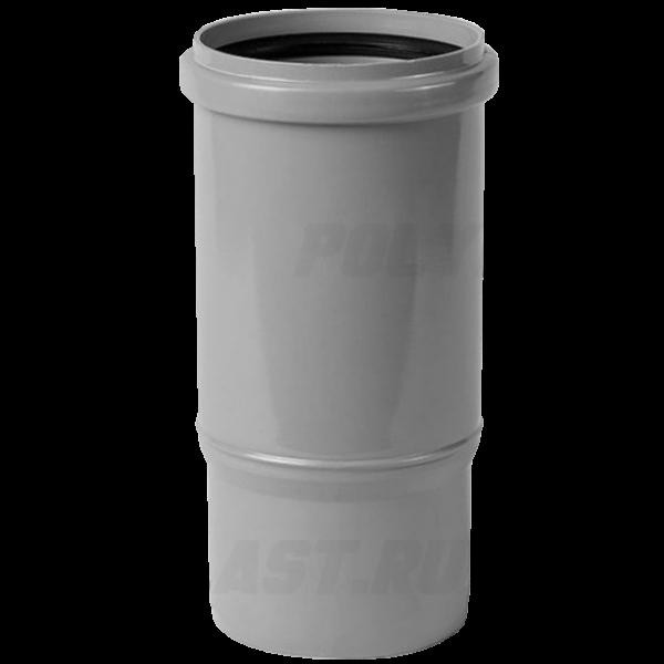 Патрубок компенсационный ⌀ 110 мм для внутренней канализации