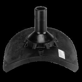 Патрубок-накладка прижимной FRIALEN ⌀ 250 x 32 мм