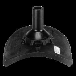 Патрубок-накладка прижимной FRIALEN ⌀ 315 x 32 мм