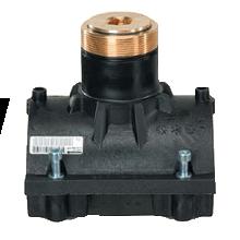 Воздушно-камерная запорная арматура FRIALEN ⌀ 200 мм