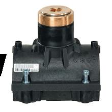 Воздушно-камерная запорная арматура FRIALEN ⌀ 225 мм